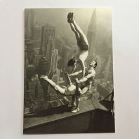 Acrobates on the Empire State Building